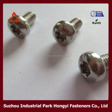 ISO 14583 high quality torx head screw m4 machine screw