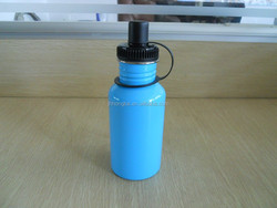 2015 500ml Bleu Color Non-toxic Paint,Stainless Steel Water Bottle For Kids,Bulk Buy From China,Hot Selling In 2015