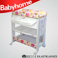 EN12221 baby changing station water refilling station