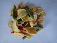 Good taste dried vegetables chips/ dried mushroom chips/ dried snacks vegetable
