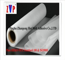 PES film with good wash resistance for suits- hot melt film