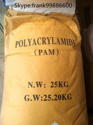 Polymer anion ,PAC (poly Aluminium Chloride),PAM (Polyacrylamide)