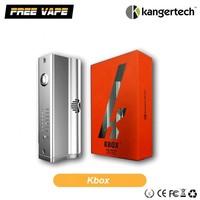 Back in Stock 100% Authentic VW Box Mod 18650 Kanger KBOX Mod 8-40W Kbox