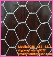 vinyl hex wire /vinyl chicken wire/Vinyl coated hex netting chicken wire