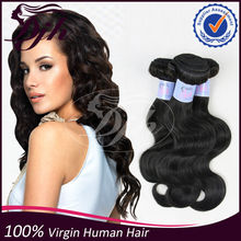 DJH Good Quality Unprocessed Factory Directly Sell Human Hair Extensions