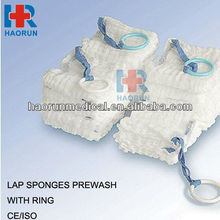 """sterile lap sponges 40s 24x20 18""""x18""""-4ply from china"""