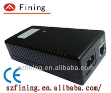 48v 72w active POE power charger poe switch 48v