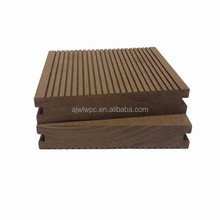 China wholesale 140x20 mm composite wood outdoor solid floor cover