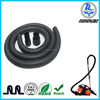 plastic hose with fittings flexible vacuum pipe
