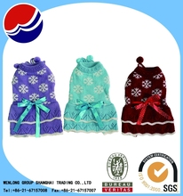 lovely and charming dog pet sweater christmas pet clothes
