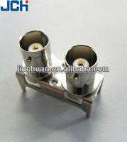 bnc connector pcb mount