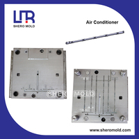 custom home air conditioner plastic parts mould
