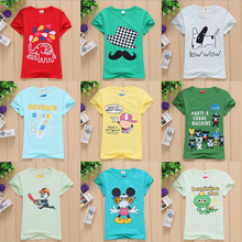 VT150 Candy color wholesale cotton kids t shirt