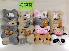 animals shape pillow soft pets toy