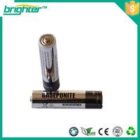 Disposable dry battery 1.5v aaa/lr03 alkaline battery