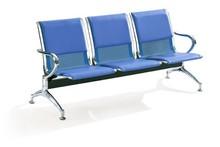 sillas de espera de los aeropuertos