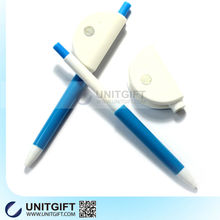 Promotional platic flag ball pen,support small MOQ