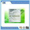 Heat seal three side sealed aluminum foil vacuum packing bags/Three Sides Sealed Ziplock Aluminum Foil Anti-static Bag