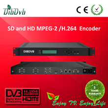 Widely used in hotel tv system h 264 iptv encoder