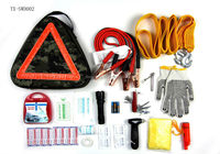 roadside car emergency kit.auto safety kit with tow rope