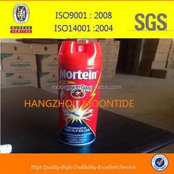 400ml aerosol oil based mosquito killer spray/mosquito repellent spray