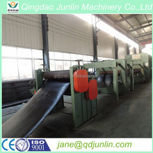Steel cord conveyor belt press machine/ rubber conveyor belt vulcanizer/ fabric conveyor belt curing press