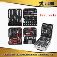 186PCS BEST SALE HIGH QUALITY ALUMNUM TOOL SET