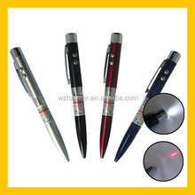 2015 Hot Sales Copper 3 IN 1 LED Light With Pointer Laser