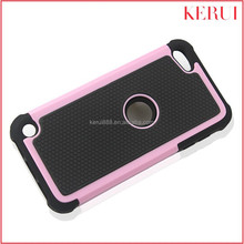 2015 Novelty design Guangzhou manufacturer supply wholesale custom for ipod touch 5 case