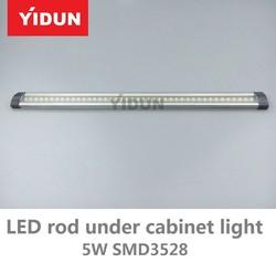 LED rod furniture cabinet lights/wireless under cabinet lighting/LED SMD canbinet light