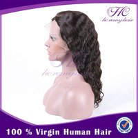 Wholesale beauty supply african american blonde remy hairs half wigs