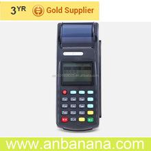 Discount msr rfid gprs msr/bank card reader with secure pin padand printer