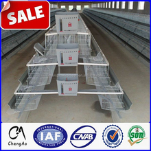 3,4,5 layers galvanized chicken cage