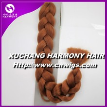 STOCK 82inch 165grams premium ultra braid hair, Synthetic jumbo braiding hair