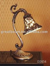 Decorative classic resin table lamp D2454