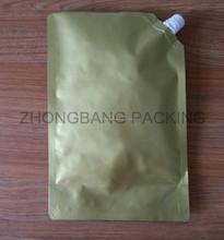 mực bột phun túi