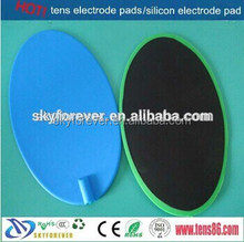 Therapeutic massager rubber electric conductive silicone factory