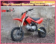 Qwmoto CE 125cc 150cc Off road moto motocicleta de tipo dirtbike cross moto para avanzada