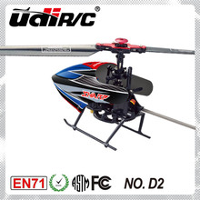 2014 New product Udirc 2.4G 4CH Single blade long range RC Helicopter D2