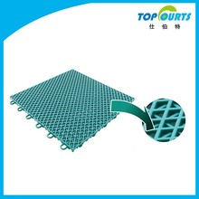 Outdoor&Indoor Color Floor For Basketball Court