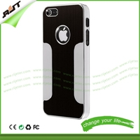 Wholesale MOQ 50pcs for iPhone 4/4S Blade series golden free sample phone case for iphone 4, trendy cell phone case