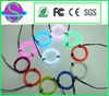 multi colors decorative promotional hot selling EL wire 1.3mm, 2.3mm , 3.2mm , 5.0mm