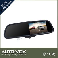 rear view mirror monitor reviews with GPS navigation
