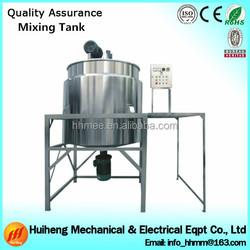 Stainless Steel Tank Liquid Soap Blender Machine