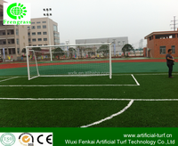 As SGS CE ROHS approved 50 mm height PE sports artificial turf /fake lawn outdoor flooring for tennis courts .WF-R1