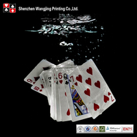 Clear plastic box for playing cards with best price