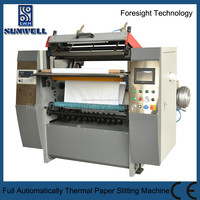 Thermal Paper Lable Pape Slitting Machine