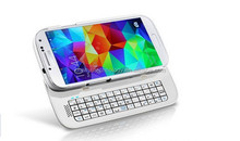 Trade assurance supplier portable sliding bluetooth keyboard for Samsung S5