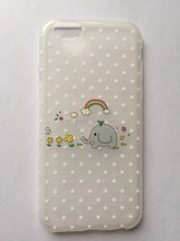 cartoon cell phone case for iphone 6 AP6005