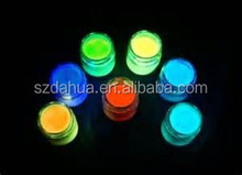 best price luminous powder with long glow time, multi color